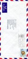 """PAPOUASIE ET NOUVELLE GUINEE. Flamme Sur Enveloppe Ayant Circulé """"Good Scout Make Better Men"""". - Cartas"""