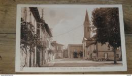 ALBIAS : La Mairie Et La Poste  …... … HY-2994 - Albias