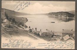 Carte P De 1905 ( Le Pont Et  Lac De Joux ) - VD Vaud