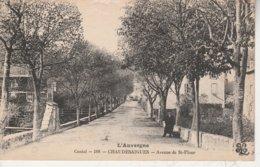 15 - CHAUDES - AIGUES - Avenue De St Flour - Altri Comuni