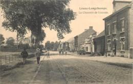 Belgique - Eghezée - Leuze-Longchamps - La Chaussée De Louvain - Eghezée