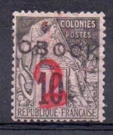 OBOCK - YT N° 22 Signé Brun - Neuf * - MH - Cote: 75,00 € - Obock (1892-1899)
