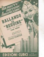 BALLANDO LA BEGUINE SPARTITO AUTENTICO 100% - Música & Instrumentos
