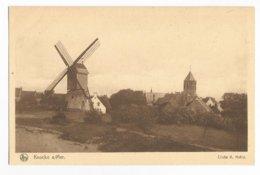 Knokke De Molen PK Knocke Panorama Le Moulin à Vent CPA - Knokke