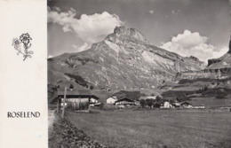 ROSELEND (Savoie): Roc Du Vent - Altri Comuni