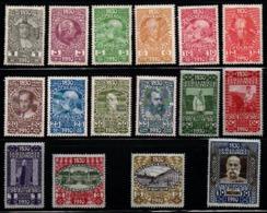 S255.-. AUSTRIA - 1910 - MI#: 161-177 - MNH - MISSING #162, KAISER FRANZ JOSEPH. SCV: US 560.00++ - Ungebraucht