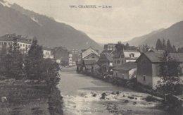74 CHAMONIX MONT BLANC L ARVE  Editeur GARDET 1093 - Chamonix-Mont-Blanc