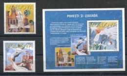 RC 14244 EUROPA 1997 MOLDAVIE NEUF ** MNH - 1997
