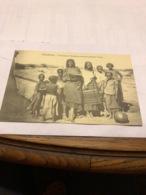 Sénégal Femmes Peulhes Venant Puiser De L'eau - Sénégal