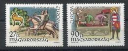 RC 14248 EUROPA 1997 HONGRIE NEUF ** MNH - 1997
