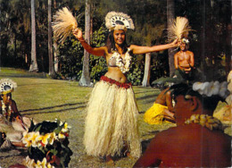Polynésie Française- TAHITI  Danseuse De OTEA (2)(Vahiné Nu Nue)(Editions :LABAYSSE La Baysse N°82)@*PRIX  FIXE - Polynésie Française