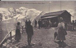 74 CHAMONIX MONT BLANC CHALET DU BREVENT  Editeur GARDET 823 - Chamonix-Mont-Blanc