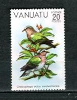 VANUATU  N° 621  NEUF SANS CHARNIERE  COTE  1.30€  OISEAUX  ANIMAUX - Vanuatu (1980-...)