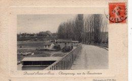 4138 Cpa Draveil - Champrosay Vue Du Sanatorium - Draveil