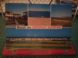 149411 SALUTI DA CROPANI MARINA - Catanzaro