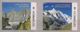 2015 Austria AWZ  Mi.  **MNH  Automatenmarken Land Der Berge Dachstein / Grossglockner - 1945-.... 2. Republik