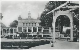 """Veendam - Sociëteit """" Veenlust """" - Uitgave Gezamelijken Boekhandelaren, Veendam - No 1 - 1954 - Veendam"""