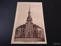 CPA (44) Ligné. L'église.  (E2160) - Ligné