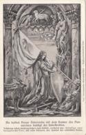 Die Kathol.Presse Österreichs Mit Dem Banner Des Piusvereines Huldigt Der Unbefleckten - Künstlerkarten