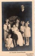 LUXEMBOURG - La Famille Grand-Ducale - Photographe Aloyse ANNEN Fils - Grand-Ducal Family