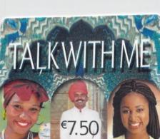 Carte Prépayée - TALK WITH ME  -  7.5 € - Frankrijk