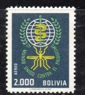 Y1320 - BOLIVIA , Posta Aerea : Due Serie Integre  **  MNH (2380A) - Bolivia