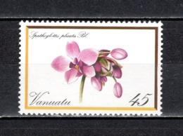 VANUATU  N° 651  NEUF SANS CHARNIERE  COTE  1.70€  FLEUR - Vanuatu (1980-...)