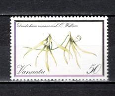 VANUATU  N° 652  NEUF SANS CHARNIERE  COTE  2.00€  FLEUR - Vanuatu (1980-...)