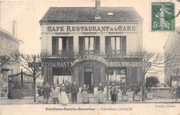 78-CONFLANS-SAINTE-HONORINE- CAFE-HÔTEL CANDON - Conflans Saint Honorine
