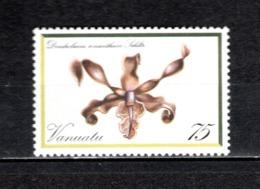 VANUATU  N° 653  NEUF SANS CHARNIERE  COTE  3.30€  FLEUR - Vanuatu (1980-...)