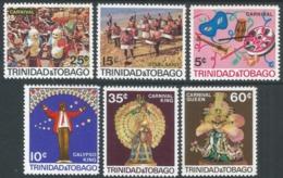 Trinidad & Tobago. 1968 Trinidad Carnival. MH Complete Set SG 322-327 - Trinidad & Tobago (1962-...)