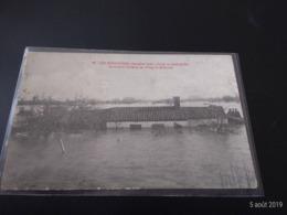 CPA (44) Inondations1910.Saint-Julien. Maison Lecomte Au Village De Beauvais. (E2168) - Saint Julien De Vouvantes