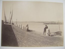 Lot De  3 Grandes Photos Anciennes : St Raphael , Fréjus &  Valescures - Lieux