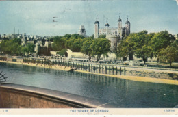 THE TOWER OF LONDON Gel.1956 - Tower Of London
