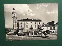 Cartolina Cairo Montenotte - L'Artistico Campanile - 1965 - Savona