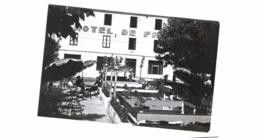 LES ROUSSES ... HOTEL DE FRANCE - Frankreich