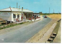 85 - L'AIGUILLON SUR MER - Pointe De L'Aiguillon - Café De L'Oasis (Petite Animation, Borne à Essence) - Francia
