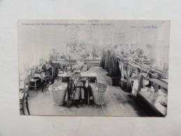 Geraardsbergen / Hunnegem, Pensionnat Des Bénèdictins, Atelier De Tricot - Geraardsbergen