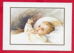 CARTOLINA NV ITALIA - Bambino Gesù - Segretariato Assistenza MRI ROMA - 10 X 15 - Gesù