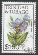Trinidad & Tobago. 1983 Flowers. $1.50 Used. SG 647A - Trinidad & Tobago (1962-...)