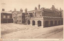ST.JAMES PALACE LONDON, Karte Gel.1932 - Sonstige