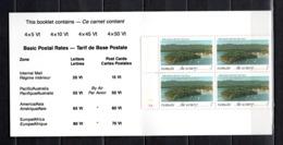 VANUATU CARNET N° C915   NEUF SANS CHARNIERE COTE  11.00€        PAYSAGE MER - Vanuatu (1980-...)