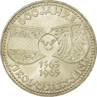 Monnaie, Autriche, 50 Schilling, 1963, SUP, Argent, KM:2894 - Autriche