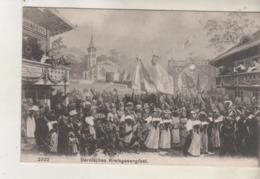 BERNE - Illustration Animaux -  Bernisches Kreisgesangfest - Voir Verso - Fête Dans Le District De Berne - BE Berne