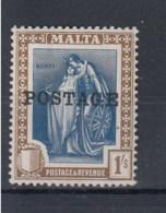 Malta Michel Cat.No.  Vlh/* 110 - Malta