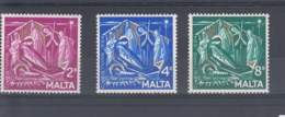 Malta Michel Cat.No.    Mnh/** 298/300 - Malta