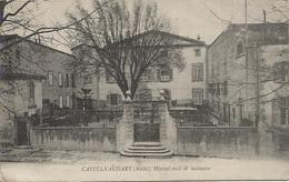 X120207 AUDE CASTELNAUDARY HOPITAL CIVIL ET MILITAIRE - Castelnaudary