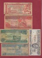 Ethiopie  10 Billets  Dans L 'état - Aethiopien