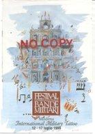 Modena, 12.7.1999, Festival Internazionale Bande Militari. - Musica E Musicisti
