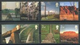 RC 14262 GRANDE BRETAGNE 2005 WORLD HERITAGE NEUF ** MNH - Unused Stamps